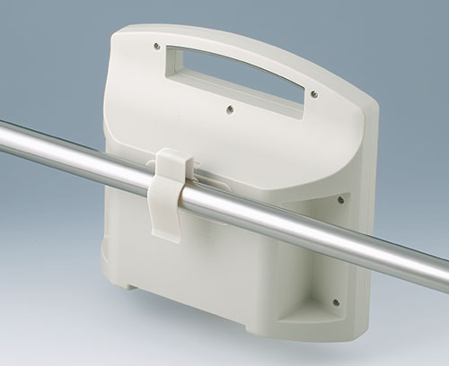 Clip de fixation pour tubes ronds de diamètre 32 mm (accessoire)