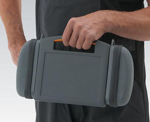 Pochettes protectrices pour câbles, capteurs, etc (tailles S et M)