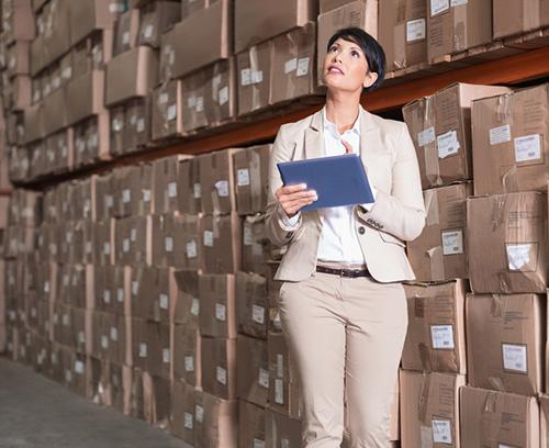 Logistique de stock et de vente