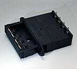 A9302540 Support de pile, 4 x AA