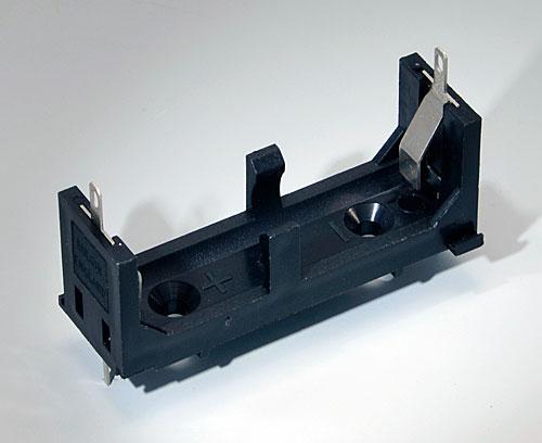 A9303310 Support de pile, 1 x AA