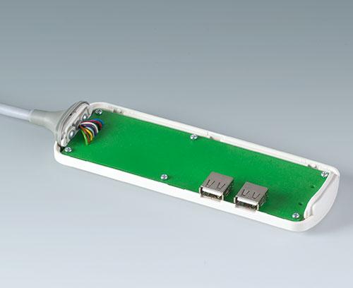 Montage simple des connecteurs sur le circuit imprimé