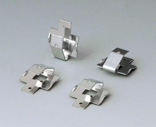 A9161002 Ressorts de contacts, 2 x 9 V ou 4 x AA
