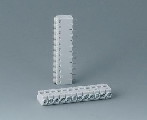 B6603111 Borne à circuit imprimé, grille 5,0