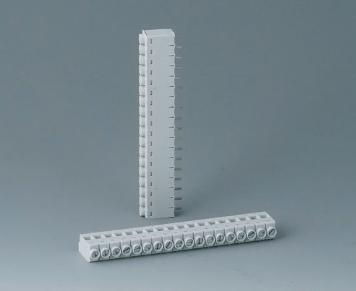 B6604111 Borne à circuit imprimé, grille 5,0