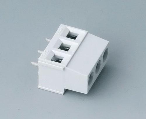 B6800650 Borne à circuit imprimé, grille 5,08