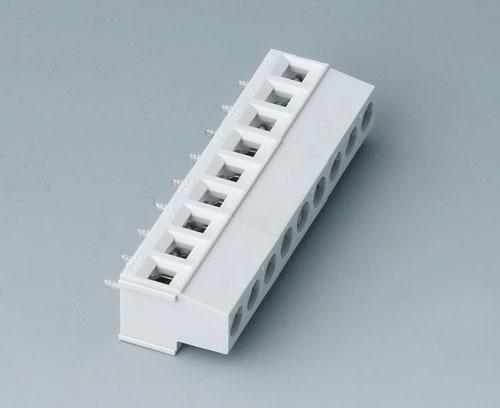 B6802650 Borne à circuit imprimé, grille 5,08