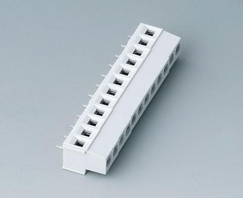 B6803650 Borne à circuit imprimé, grille 5,08