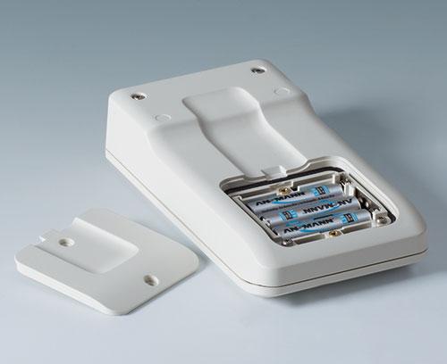 DATEC-COMPACT avec compartiment piles (AA)