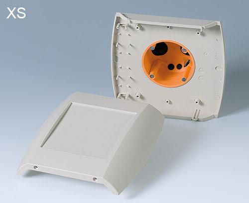 DIATEC XS contour préformé pour prise encastrable sous crépi