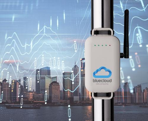 Exemple d'application du boitier EASYTEC avec antenne