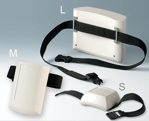 Attache élastique et sangle pour bras ou taille (accessoire S, M, L)
