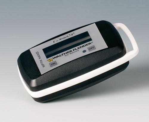 Boitier MINITEC avec film d'impression numérique