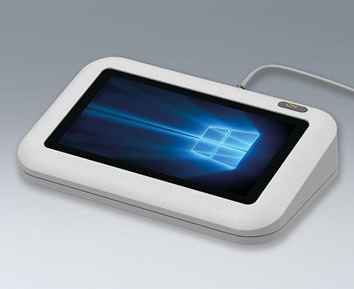 Boitier EVOTEC avec écran tactiles