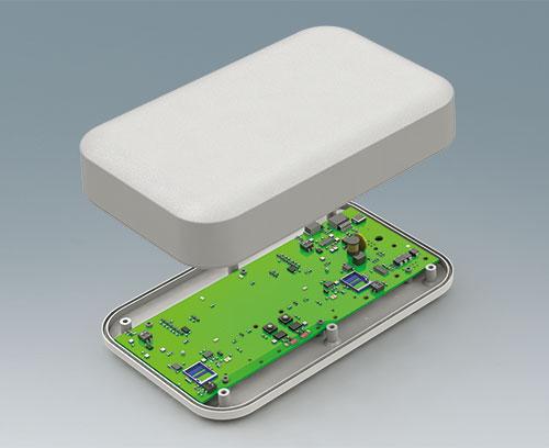 Des bossages de fixation pour les circuits imprimés