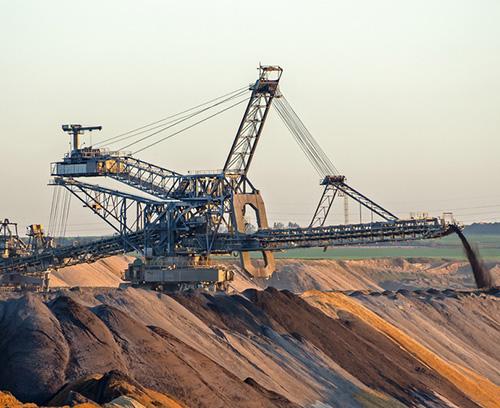 Exploitation des mines