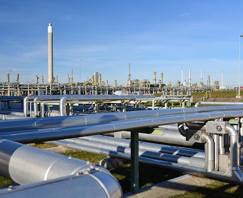 Industrie du gaz et pétrole