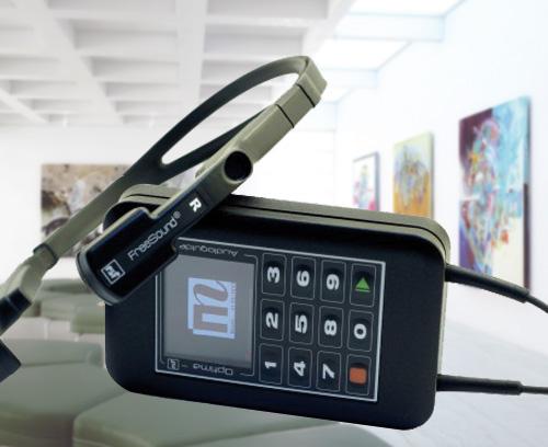 Guide audio multimédia pour les musées