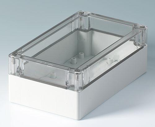 IN-BOX avec couvercle transparent