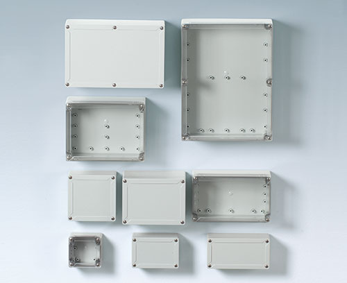IN-BOX boitiers muraux