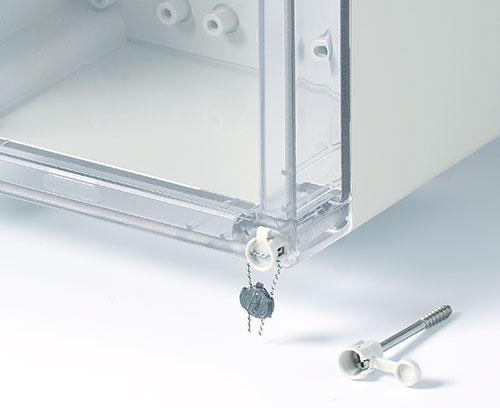 Jeu de plombage pour sécuriser les boitiers (accessoire)