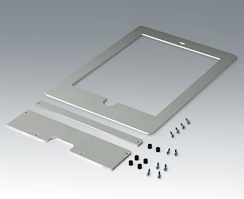 B4146126 Plaque avant L, pour iPad Air