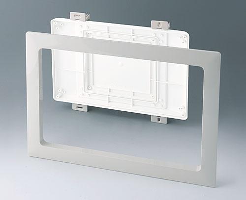 B4146587 Kit d'encastrement L, version plate