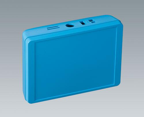 Boitier INTERFACE-TERMINAL en couleur bleu