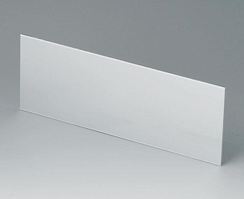 B3120110 Plaque avant / arrière M