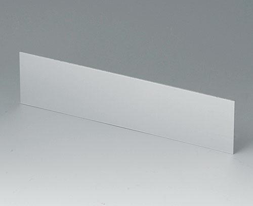 B3123100 Plaque avant / arrière L