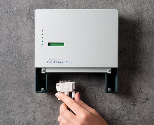 Idéal pour le montage de connecteur