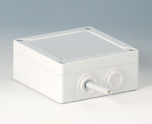 IN-BOX avec passe-câbles