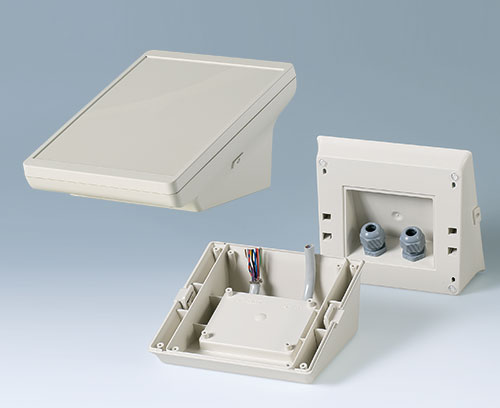 INTERFACE-TERMINAL avec passe-câbles