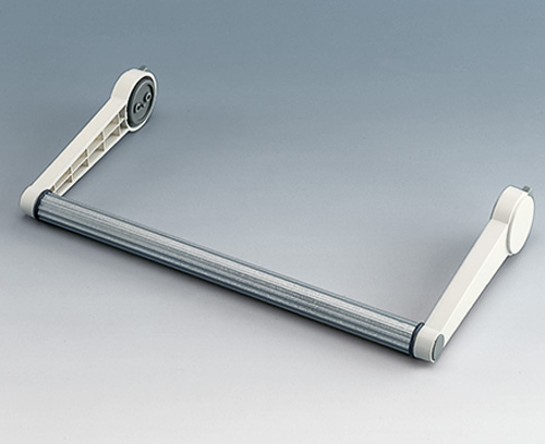 profilé en aluminium comme accessoire séparé sur demande (partie latérale A9300722)