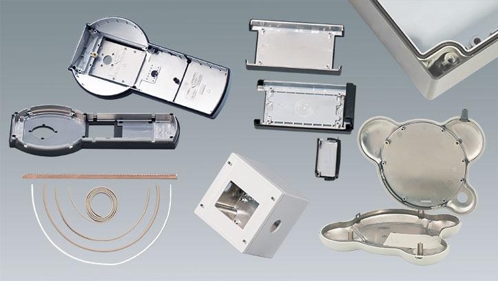 Protection CEM : CEM revêtement en aluminium et accessoires
