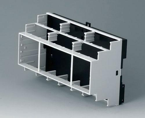 B6505121 RAILTEC B, 9 modules, Vers. VI