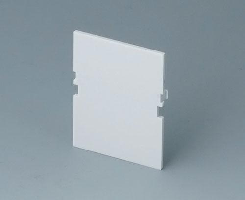 B6601180 Plaque avant, 2 modules, Vers. VI