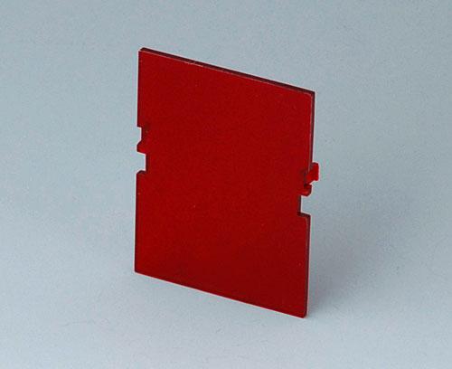 B6601480 Plaque avant, 2 modules, Vers. VI