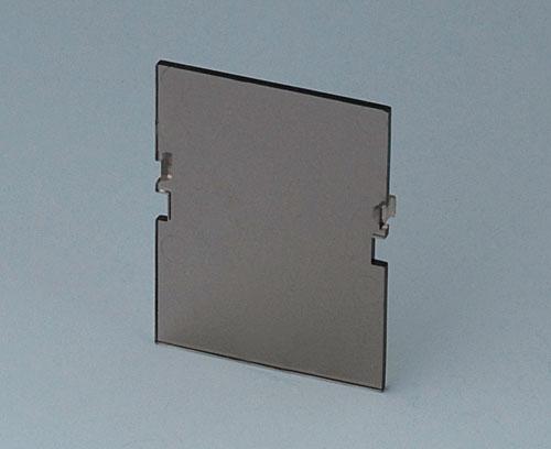 B6601580 Plaque avant, 2 modules, vers. VI