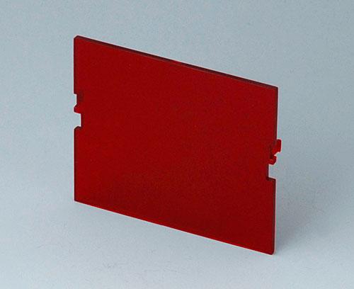 B6602480 Plaque avant, 3 modules, Vers. VI