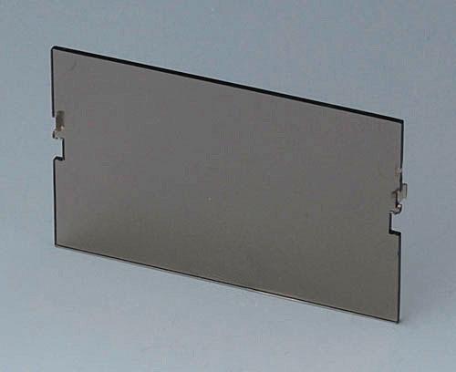 B6603580 Plaque avant, 4 modules, Vers. VI