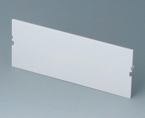 B6604180 Plaque avant, 6 modules, Vers. VI