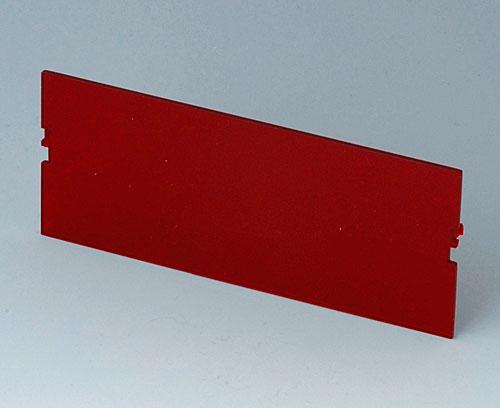B6604480 Plaque avant, 6 modules, Vers. VI