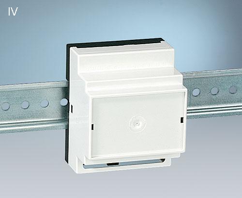Version IV : pour borniers à circuits imprimés
