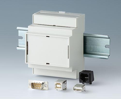 RAILTEC C version IV avec connecteur enfichable par l'avant