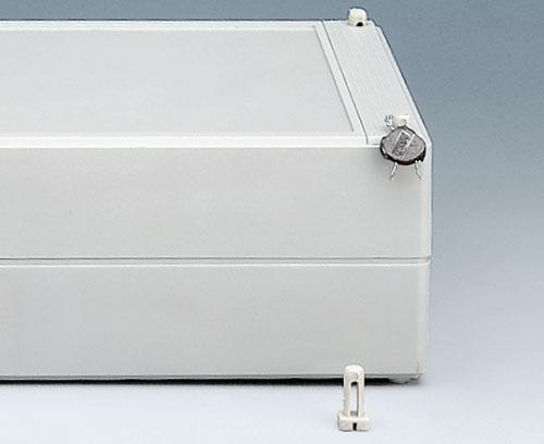 Fiche de plombage pour sécuriser les boitiers (accessoire)