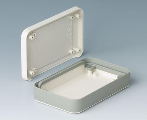 Il suffit d'insérer la bague intermédiaire entre la partie inférieure et la partie supérieure et de visser le boitier