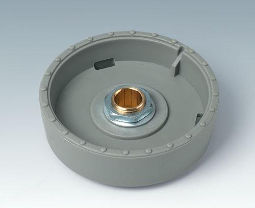 Système de noix de serrage éprouvé avec tenue sûre sur l'axe