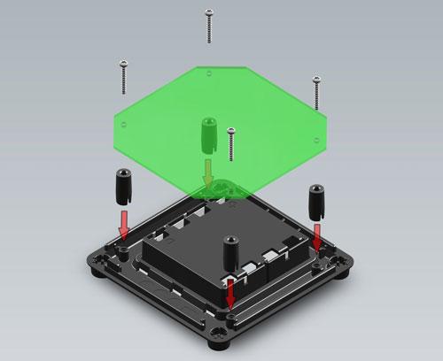 EZ031209 Kit d'extension