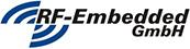 RF-embedded Logo